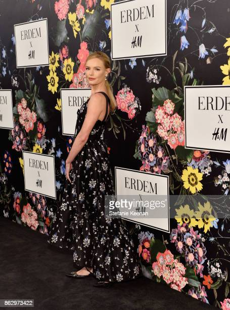 Kate Bosworth at HM x ERDEM Runway Show Party at The Ebell Club of Los Angeles on October 18 2017 in Los Angeles California
