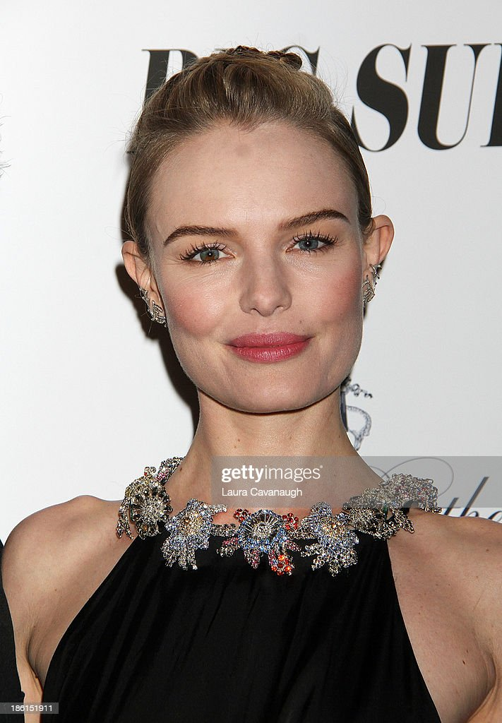 Kate Bosworth attends the 'Big Sur' premiere at Sunshine Landmark on October 28, 2013 in New York City.