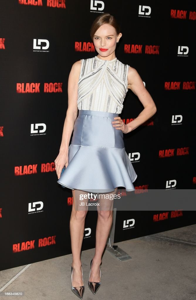 Kate Bosworth attends the 'Black Rock' Premiere held at ArcLight Hollywood on May 8, 2013 in Hollywood, California.