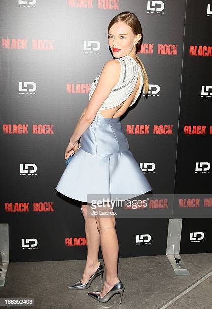 Kate Bosworth attends the 'Black Rock' Premiere held at ArcLight Hollywood on May 8 2013 in Hollywood California