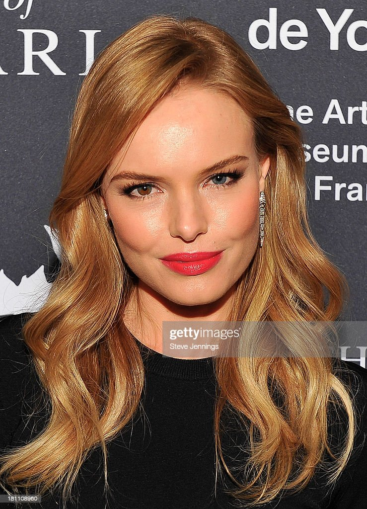Kate Bosworth attends the Bvlgari Retrospective Opening at M. H. de Young Memorial Museum on September 18, 2013 in San Francisco, California.