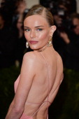 Kate Bosworth attends the 'Charles James Beyond Fashion' Costume Institute Gala at the Metropolitan Museum of Art on May 5 2014 in New York City