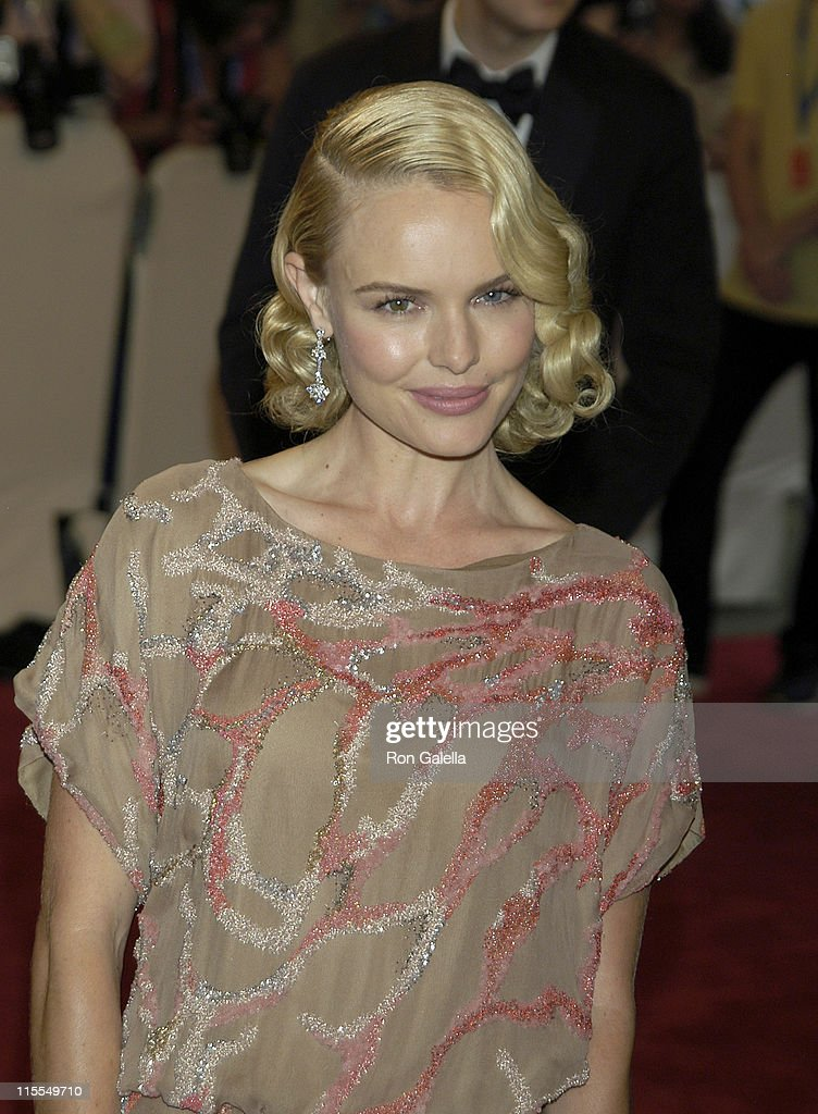 Kate Bosworth attends the Costume Institute Gala Benefit to celebrate the opening of the 'American Woman: Fashioning a National Identity' exhibition at The Metropolitan Museum of Art on May 3, 2010 in New York City.