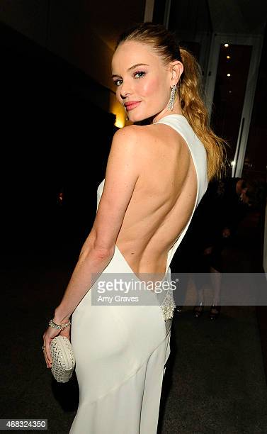 Kate Bosworth attends the Hammer Museum 12th Annual Gala in the Garden at the Hammer Museum on October 11 2014 in Los Angeles California