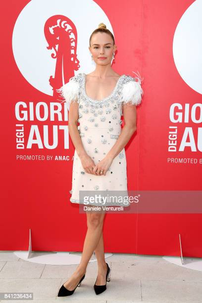 Kate Bosworth attends the 'Miu Miu Women's Tales' photocall during the 74th Venice Film Festival at on August 31 2017 in Venice Italy