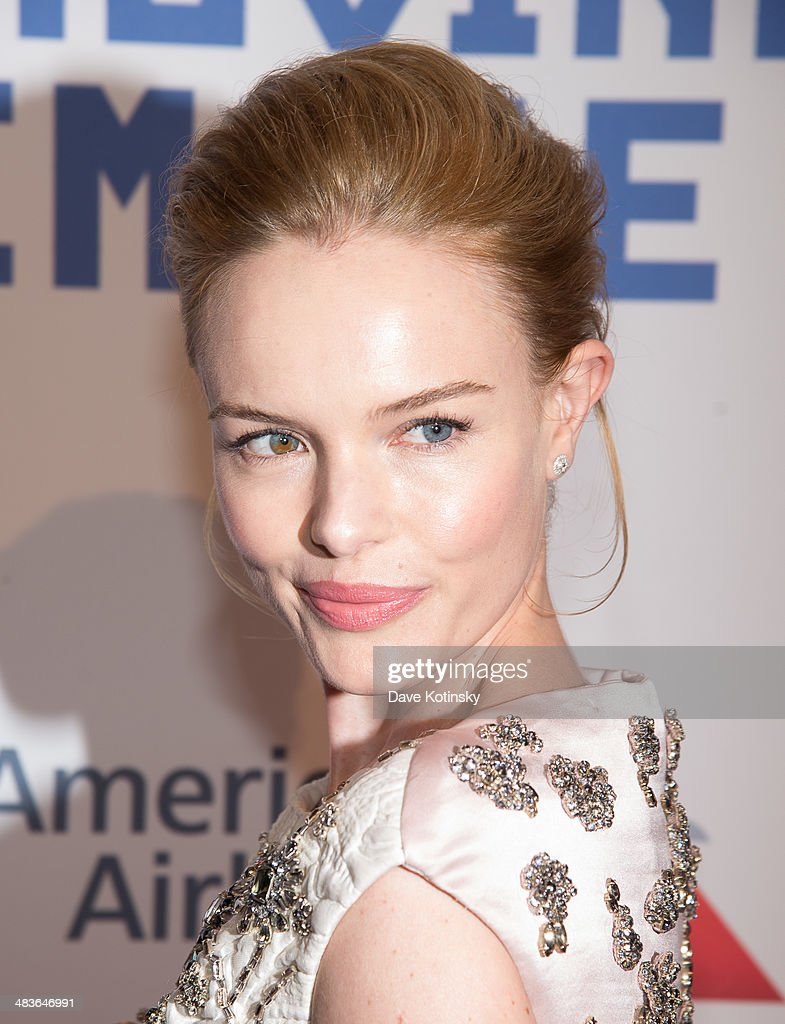 Kate Bosworth attends the Museum of the Moving Image 28th Annual Salute Honoring Kevin Spacey on April 9, 2014 in New York City.
