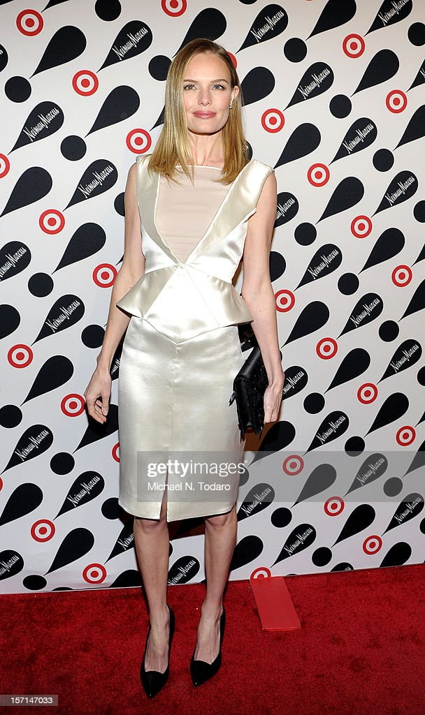 <a gi-track='captionPersonalityLinkClicked' href=/galleries/search?phrase=Kate+Bosworth&family=editorial&specificpeople=201616 ng-click='$event.stopPropagation()'>Kate Bosworth</a> attends the Target + Neiman Marcus Holiday Collection launch on November 28, 2012 in New York City.