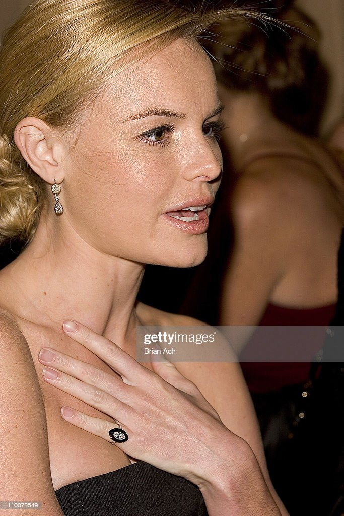 Kate Bosworth during TeachersCount 3rd Annual Spring Fling Hosted by Zac Alexandra Posen at The Plumm in New York New York United States
