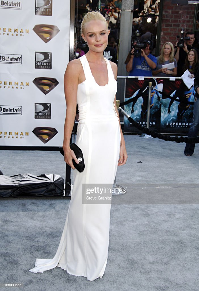 Kate Bosworth during World Premiere of 'Superman Returns' Arrivals at Mann's Village and Bruin Theaters in Westwood California United States