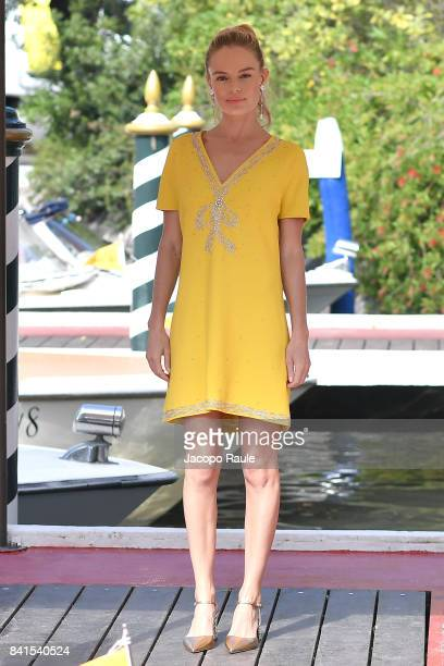 Kate Bosworth is seen during the 74 Venice Film Festival on September 1 2017 in Venice Italy