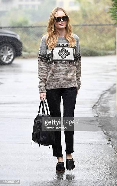 Kate Bosworth sighting December 16 2014 in Los Angeles California