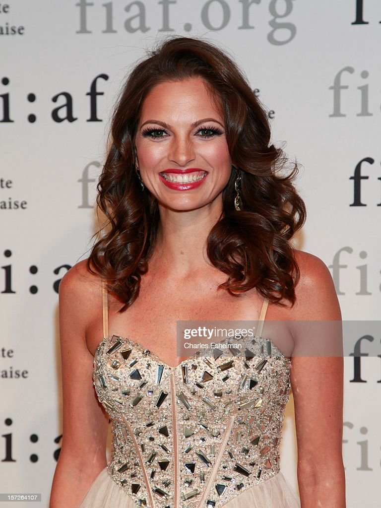 Kate Bouquard attends the 2012 Trophee Des Arts gala at The Plaza Hotel on November 30, 2012 in New York City.