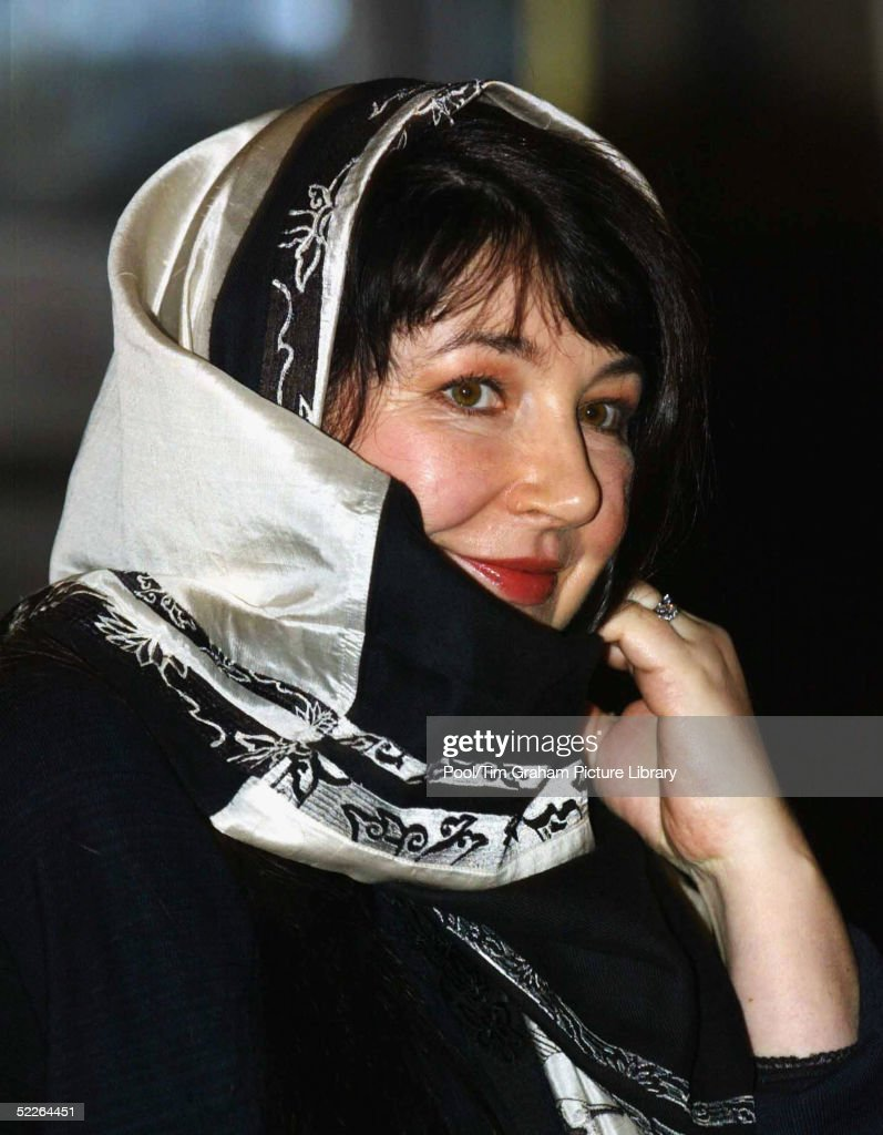 Kate Bush arriving at the 'Music Day At The Palace' event at Buckingham Palace on March 1, 2005 in London, England. The Royal reception was held to recognise the excellence of British music and the contribution it makes to the culture and economy of the UK.