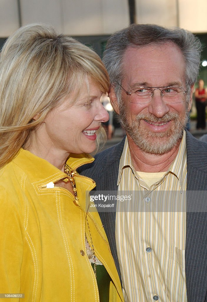 Kate Capshaw and Steven Spielberg during 'The Terminal' World Premiere Red Carpet at Academy of Motion Picture Arts and Science in Beverly Hills...