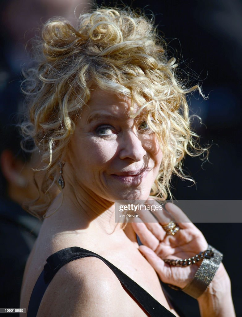 Kate Capshaw attends the 'Zulu' Premiere and Closing Ceremony during the 66th Annual Cannes Film Festival at the Palais des Festivals on May 26, 2013 in Cannes, France.