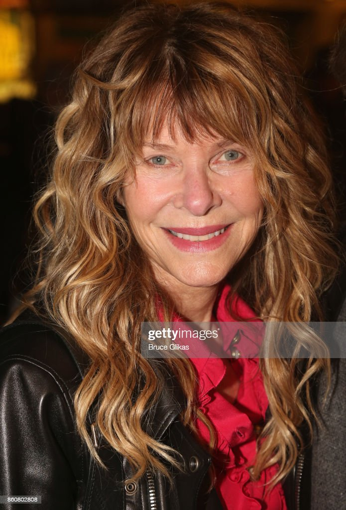Kate Capshaw Spielberg poses at the opening night arrivals for 'Springsteen on Broadway' at The Walter Kerr Theatre on October 12, 2017 in New York City.