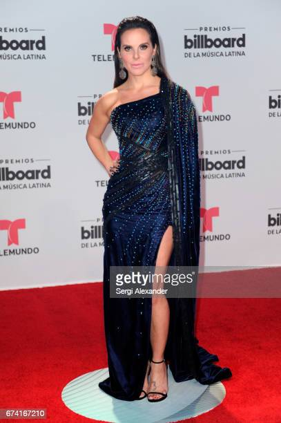 Kate del Castillo attends the Billboard Latin Music Awards at Watsco Center on April 27 2017 in Coral Gables Florida