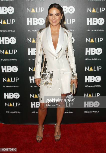 Kate del Castillo attends the NALIP 2017 Latino Media Awards held at The Ray Dolby Ballroom at Hollywood Highland Center on June 24 2017 in Hollywood...