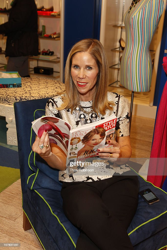 Kate Dimmock, fashion director, People StyleWatch attends C. Wonder and People StyleWatch celebrate the holidays at C. Wonder on December 6, 2012 in New York City.