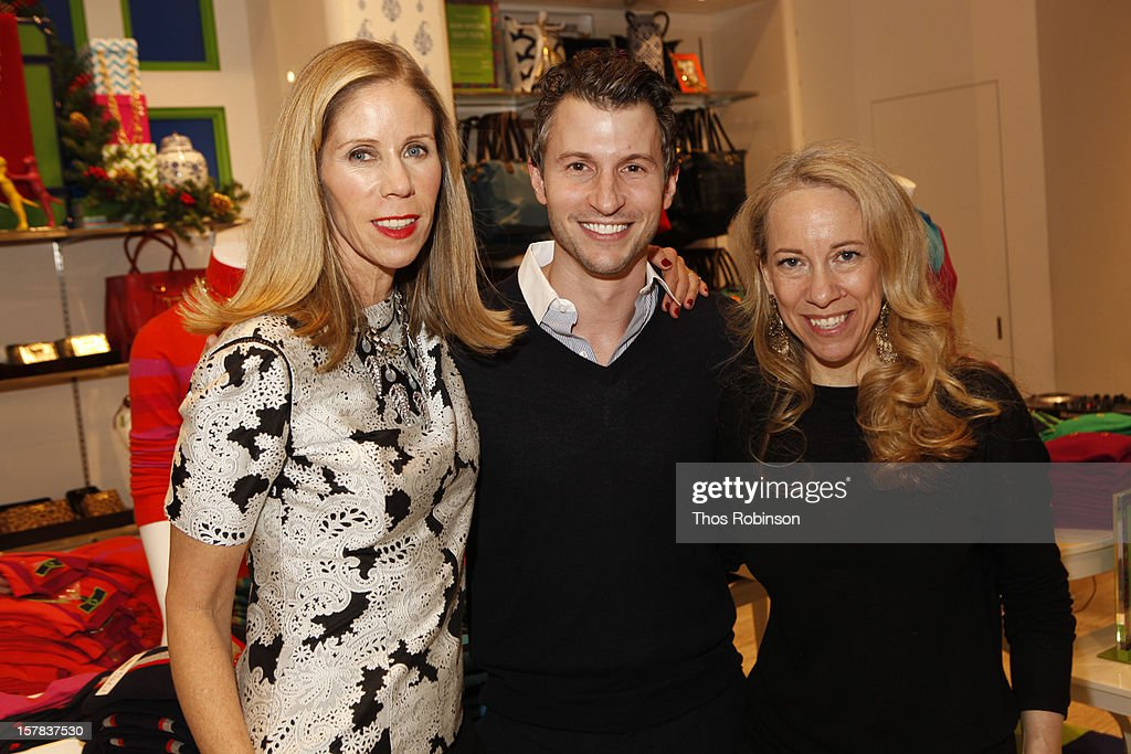 Kate Dimmock, fashion director, People StyleWatch, Jon Zeiders, vp of merchandizing, C. Wonder, and Susan Kaufman, editor, People StyleWatch attend C. Wonder and People StyleWatch celebrate the holidays at C. Wonder on December 6, 2012 in New York City.