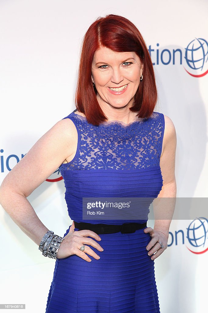Kate Flannery attends Operation Smile 30th Anniversary Celebration at Cipriani 42nd Street on May 2, 2013 in New York City.