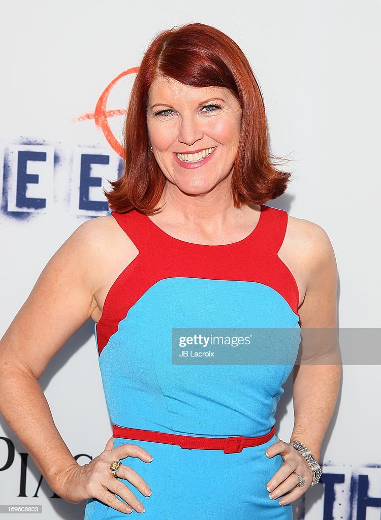 Kate Flannery attends 'The East' Los Angeles Premiere held at ArcLight Hollywood on May 28, 2013 in Hollywood, California.
