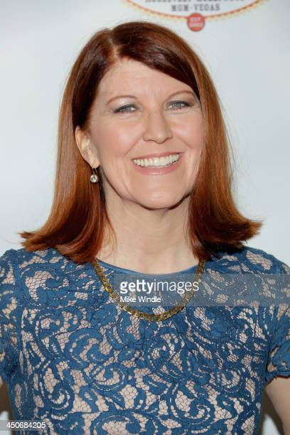 Kate Flannery attends the 'GBF' Los Angeles premiere at Chinese 6 Theater Hollywood on November 19 2013 in Hollywood California