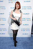 Kate Flannery attends the 'Something Borrowed' Los Angeles Premiere on May 3 2011 in Hollywood California