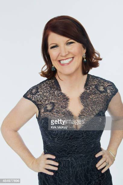 Kate Flannery is photographed for Los Angeles Times on August 25 2014 in Los Angeles California PUBLISHED IMAGE CREDIT MUST BE Kirk McKoy/Los Angeles...
