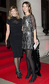 Kate Garraway And Emma Crosby Arrive At The Sun Military Awards 'A Night Of Heroes' At The Imperial War Museum London