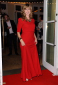 Kate Garraway attends the Hot Diamonds London Lifestyle Awards at The Hurlingham Club on October 17 2012 in London England