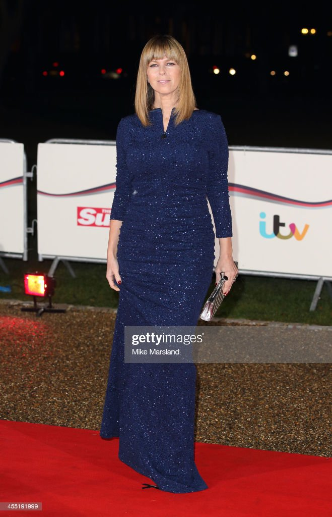 <a gi-track='captionPersonalityLinkClicked' href=/galleries/search?phrase=Kate+Garraway&family=editorial&specificpeople=585575 ng-click='$event.stopPropagation()'>Kate Garraway</a> attends The Sun Military Awards at National Maritime Museum on December 11, 2013 in London, England.