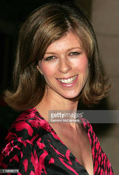 Kate Garraway during Closer 'Young Heroes Awards' Ceremony Arrivals at The Dorchester in London Great Britain