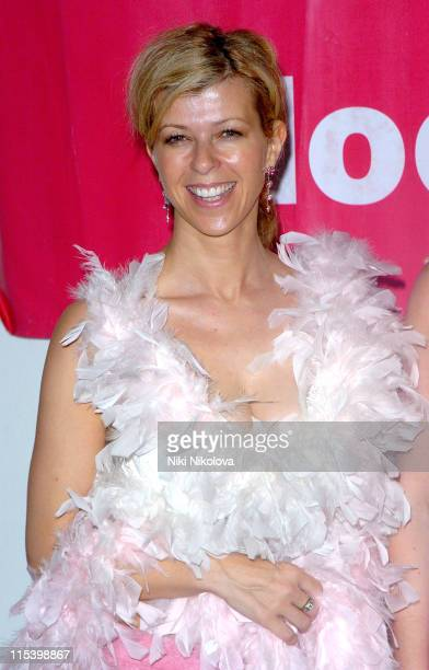 Kate Garraway during The Playtex Moonwalk at Hyde Park in London Great Britain