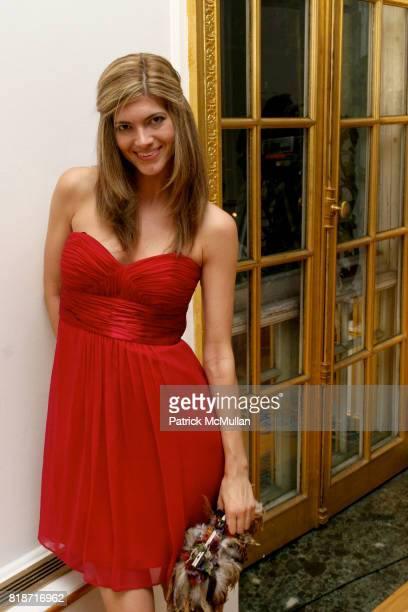 Kate Gibbs attends The YOUNG PATRONS CIRCLE of AMERICAN FRIENDS Hosts SOIREE AU LOUVRE at Payne Whitney Mansion on June 3 2010