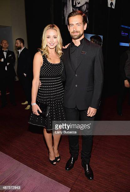 Kate Greer and creator of Twitter Jack Dorsey attend the TIME 100 Gala TIME's 100 most influential people in the world at Jazz at Lincoln Center on...