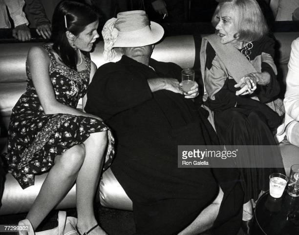 Kate Harrington Truman Capote and Gloria Swanson