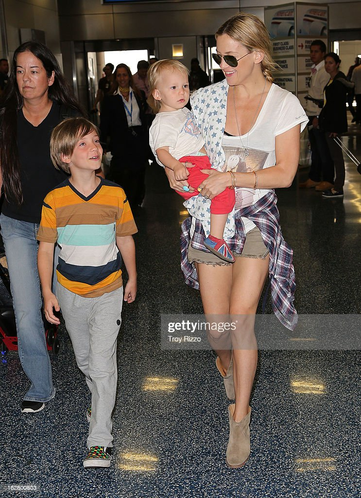 <a gi-track='captionPersonalityLinkClicked' href=/galleries/search?phrase=Kate+Hudson&family=editorial&specificpeople=156407 ng-click='$event.stopPropagation()'>Kate Hudson</a>, and her sons, <a gi-track='captionPersonalityLinkClicked' href=/galleries/search?phrase=Bingham+Hawn+Bellamy&family=editorial&specificpeople=9866570 ng-click='$event.stopPropagation()'>Bingham Hawn Bellamy</a> and <a gi-track='captionPersonalityLinkClicked' href=/galleries/search?phrase=Ryder+Robinson&family=editorial&specificpeople=3973558 ng-click='$event.stopPropagation()'>Ryder Robinson</a> are sighted at Miami International Airport on February 27, 2013 in Miami, Florida.