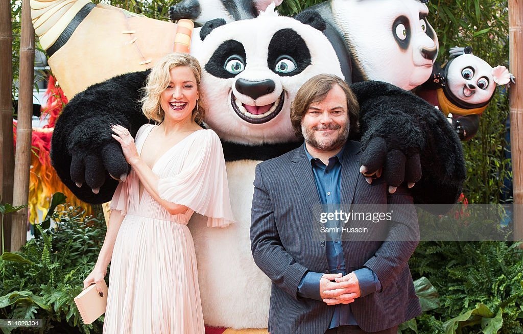 The European Premiere Of 'Kung Fu Panda 3' - Red Carpet