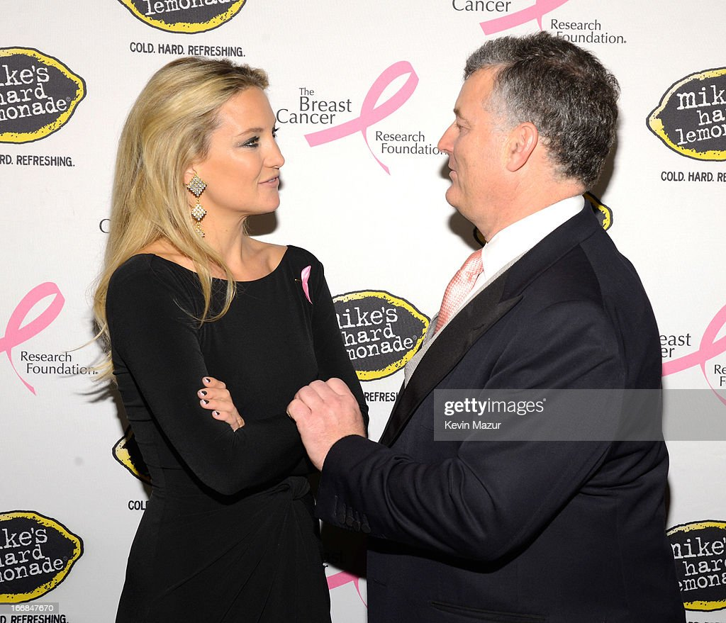 <a gi-track='captionPersonalityLinkClicked' href=/galleries/search?phrase=Kate+Hudson&family=editorial&specificpeople=156407 ng-click='$event.stopPropagation()'>Kate Hudson</a> and William P. Lauder attend the Breast Cancer Foundation's Hot Pink Party at the Waldorf Astoria Hotel on April 17, 2013 in New York City.
