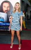 Kate Hudson arrives at the Premiere Of HBO Films' 'Clear History' at ArcLight Cinemas Cinerama Dome on July 31 2013 in Hollywood California