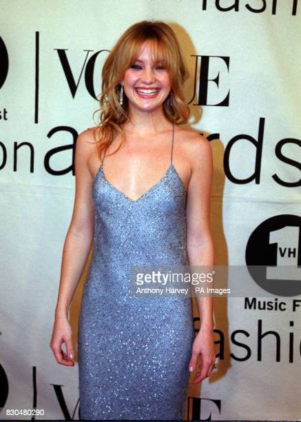 Kate Hudson at the VH1 Fashion Awards held in Madison Square Gardens New York USA