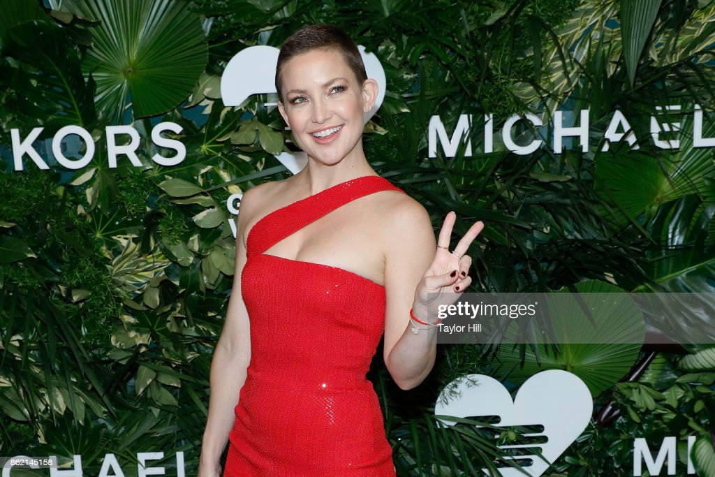 Kate Hudson attends the 11th Annual God's Love We Deliver Golden Heart Awards at Spring Studios on October 16, 2017 in New York City.