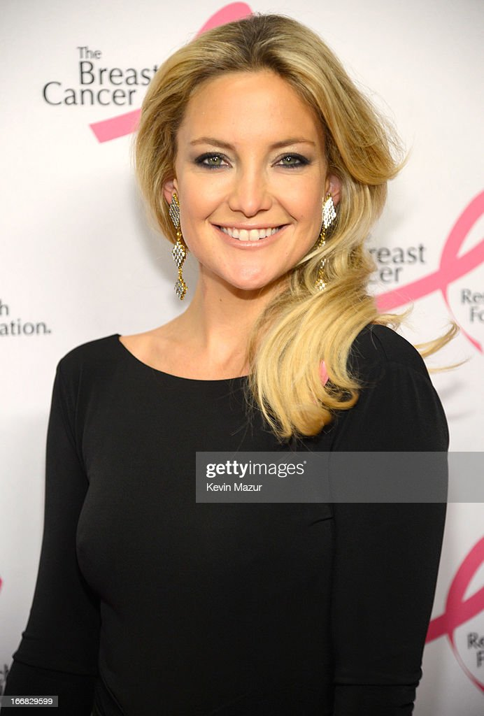 <a gi-track='captionPersonalityLinkClicked' href=/galleries/search?phrase=Kate+Hudson&family=editorial&specificpeople=156407 ng-click='$event.stopPropagation()'>Kate Hudson</a> attends the Breast Cancer Foundation's Hot Pink Party at the Waldorf Astoria Hotel on April 17, 2013 in New York City.