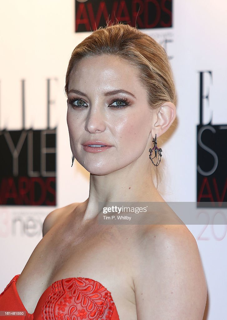 <a gi-track='captionPersonalityLinkClicked' href=/galleries/search?phrase=Kate+Hudson&family=editorial&specificpeople=156407 ng-click='$event.stopPropagation()'>Kate Hudson</a> attends the Elle Style Awards at Savoy Hotel on February 11, 2013 in London, England.