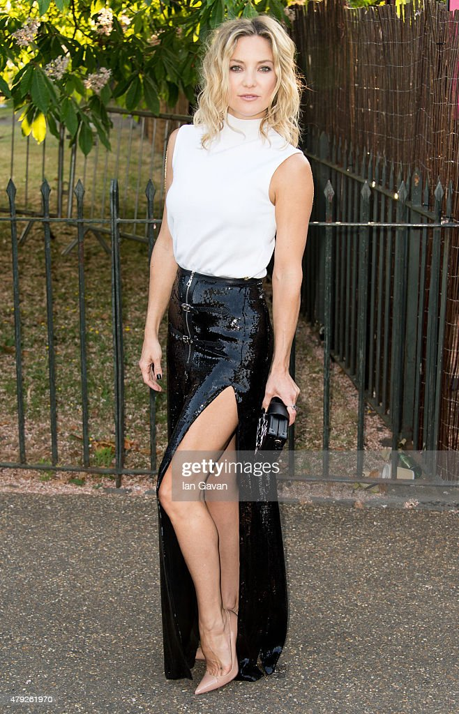 <a gi-track='captionPersonalityLinkClicked' href=/galleries/search?phrase=Kate+Hudson&family=editorial&specificpeople=156407 ng-click='$event.stopPropagation()'>Kate Hudson</a> attends the Serpentine Gallery Summer Party at The Serpentine Gallery on July 2, 2015 in London, England.