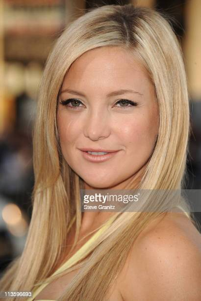 Kate Hudson attends the 'Something Borrowed' Los Angeles Premiere on May 3 2011 in Hollywood California