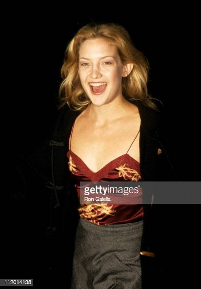 Kate Hudson during 'Dogma' Screening and Party at Lincoln Center/Ernie's in New York City New York United States