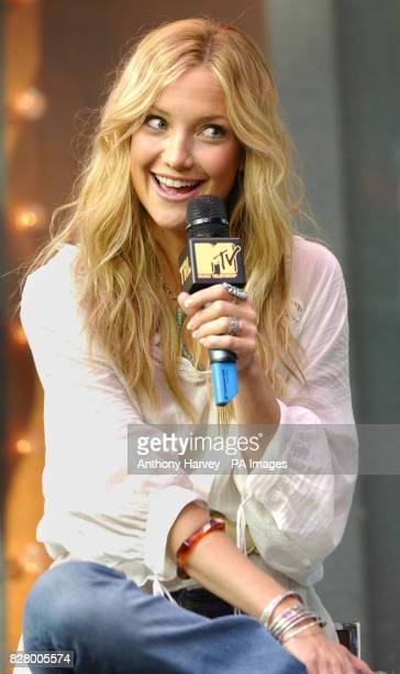 Kate Hudson during her guest appearance