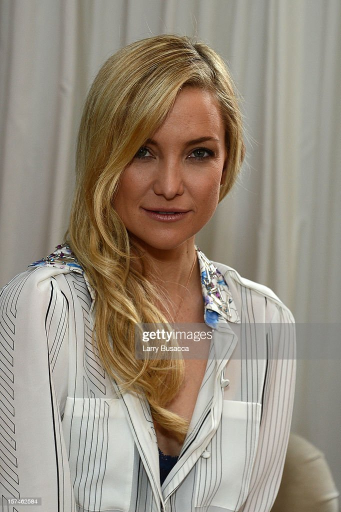 <a gi-track='captionPersonalityLinkClicked' href=/galleries/search?phrase=Kate+Hudson&family=editorial&specificpeople=156407 ng-click='$event.stopPropagation()'>Kate Hudson</a> during the <a gi-track='captionPersonalityLinkClicked' href=/galleries/search?phrase=Kate+Hudson&family=editorial&specificpeople=156407 ng-click='$event.stopPropagation()'>Kate Hudson</a> Almay Intense i-Color Bold Nudes And Smart Shade Mousse Makeup Launch at The NoMad Hotel on December 3, 2012 in New York City.